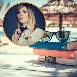 Katarzyna Puzyńska poleca na wakacje