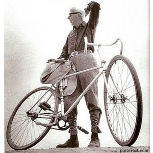 Pisarze na i o rowerach