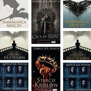 """Serial """"Gra o tron"""" wyprzedza książki. I co z tego?"""