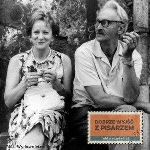 Dobrze wyjść z pisarzem: Wisława i Kornel