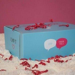 Świąteczne pudełko pełne niespodzianek