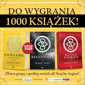 Wydawnictwo SQN rozdaje 1000 książek
