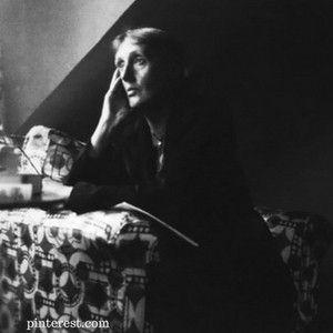 Virginia Woolf na zakupach