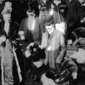 Marcel Proust dostrzeżony w filmie