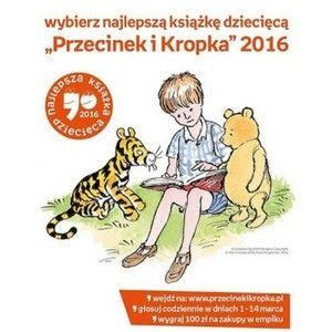 """Znamy nominacje w konkursie """"Przecinek i Kropka"""""""