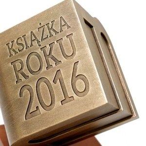Najlepsze Książki Roku 2016 – wyniki plebiscytu
