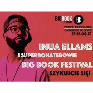 Superbohaterowie Big Book Festival