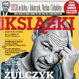 """Nowy numer magazynu """"Książki. Magazyn do czytania"""""""