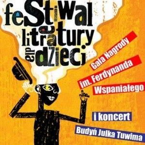 Budyń Julka Tuwima na Festiwalu Literatury dla Dzieci w Krakowie
