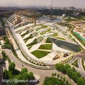 Największa księgarnia na świecie jest w Teheranie