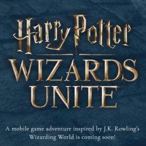 Powstanie gra AR Harry Potter: Wizards Unite
