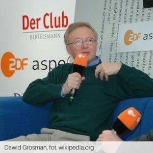 Dawid Grosman z Nagrodą Izraela