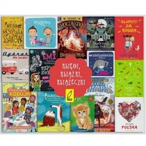 Wydawnicze nowości dla najmłodszych czytelników