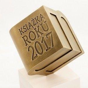 Plebiscyt Książka Roku 2017 - podziękowania od wydawców i autorów