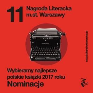 Serce polskiej literatury bije w stolicy!