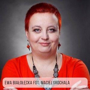 Żyję książkami i wśród książek - wywiad z Ewą Białołęcką