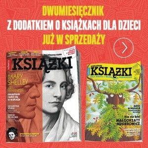 Nowy Magazyn Książki już w kioskach!
