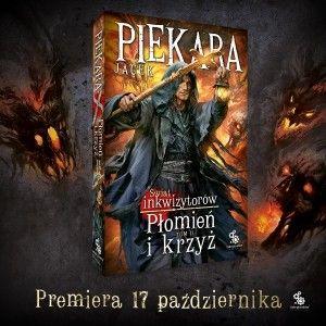 Przyszłość inkwizytorów – wywiad z Jackiem Piekarą