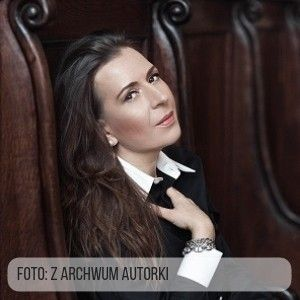 """Z Kristiną Sabaliauskaitė po """"lesie rzeczy"""""""
