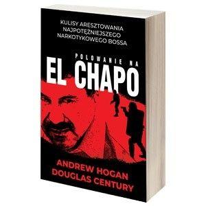 """""""Polowanie na El Chapo"""" – już w księgarniach!"""