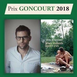 Nicolas Mathieu otrzymał Nagrodę Goncourtów!