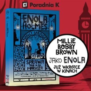 """""""Enola Holmes. Sprawa zaginionego markiza"""" na antenie Jedynki Dzieciom"""