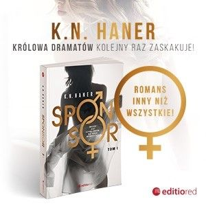 """""""Każda kolejna powieść sprawia, że się rozwijam"""" – wywiad z K.N. Haner"""