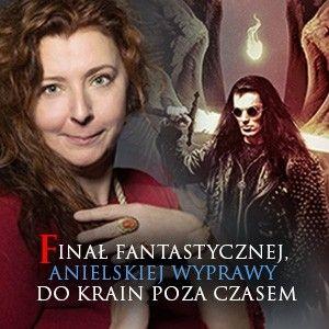 """""""Anioły to wszechpotężne zdumiewające stwory"""" – wywiad z Mają Lidią Kossakowską"""