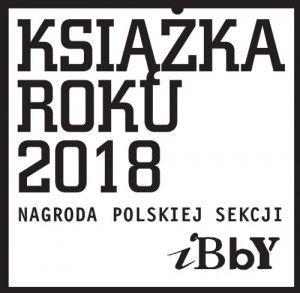 Nominacje w konkursie Książka Roku 2018 PS IBBY