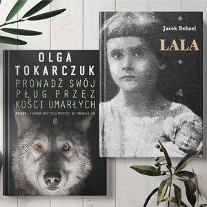 Tokarczuk i Dehnel nominowani do nagrody EBRD Literature Prize