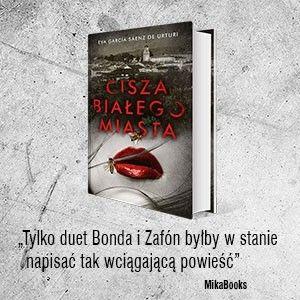 Thriller kryminalny, który zdetronizował największe bestsellery już w Polsce