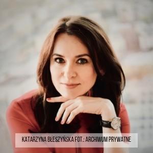 Portret pokolenia końca świata – wywiad z Katarzyną Błeszyńską