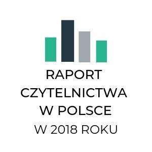 Stan czytelnictwa w Polsce w 2018 roku