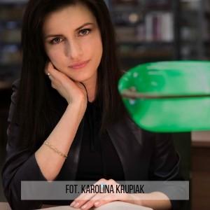 """Wywiad z Alicją Sinicką, bestsellerową autorką serii """"Oczy wilka"""""""