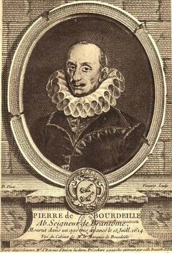 Pierre de Bourdeille Brantôme