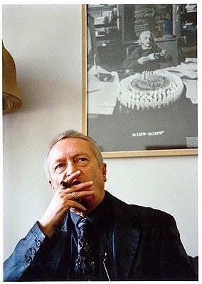 Dieter Bernhard Herrmann