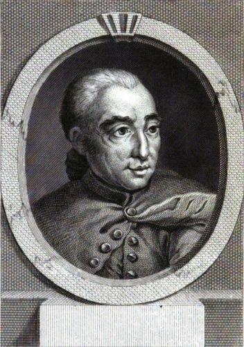 Nicolas Edme Réstif de la Bretonne
