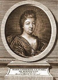 Marie-Catherine d'Aulnoy