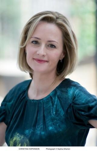 Christina Hopkinson