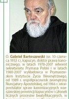 O. Gabriel Bartoszewski
