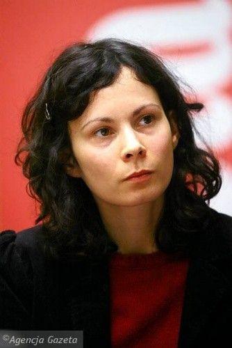 Claudia Snochowska-Gonzalez
