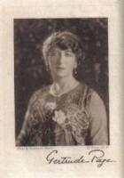 Gertruda Page