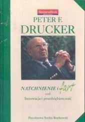 Okładka książki Natchnienie i fart Peter F. Drucker