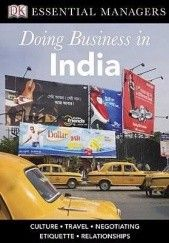 Okładka książki Doing Business In India Dean Nelson,Nicolas Forsans