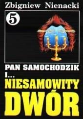 Okładka książki Pan Samochodzik i niesamowity dwór Zbigniew Nienacki