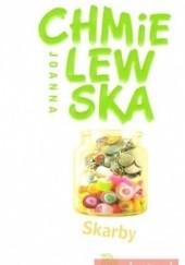 Okładka książki Skarby Joanna Chmielewska