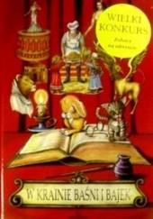 Okładka książki W krainie baśni i bajek Irmina Żochowska