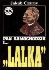"""Okładka książki Pan Samochodzik i """"Lalka"""" Jakub Czarny"""