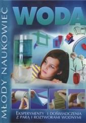 Okładka książki Woda Steve Parker