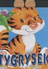 Okładka książki Tygrysek Urszula Kozłowska